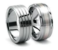 Mens Wedding Rings Titanium - Learn the Facts about our Tungsten Carbide Rings!