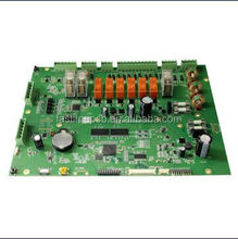 PCBA with Wave Soldering, Used for Industrial Control and Comsumer Electronics