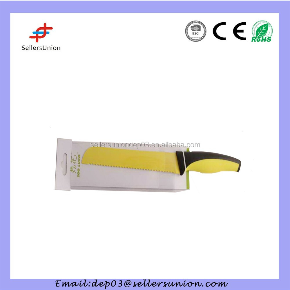 WJ20007 High Quality Stainless Steel Bread Knife For Kitchen Tools