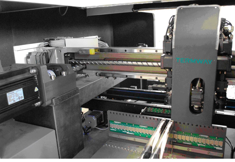 SMT High-precision 0201 Pick and place machine T8E