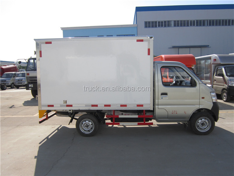 changan 4x2 LHD/RHD commercial truck and vans