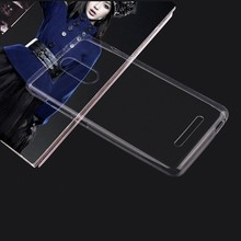RN3001 Ultra Thin 0.6mm Soft Clear TPU Case for Redmi Note 3 Mobile Phone Case Cover
