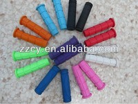 factory colorful fixed gear bicycle handlebar rubber grip