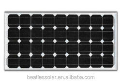 Fashion Design Solar Panel 100 Watts Professional Manufacturer