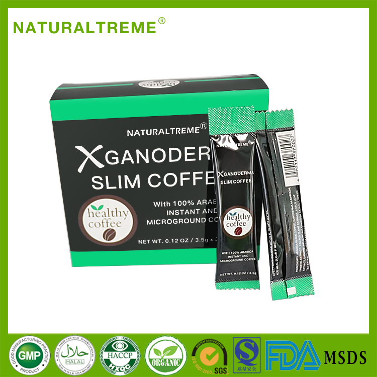 Chinese Natural Instant Weight Loss Coffee with Cordyceps