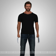 high realistic wolverine action figure