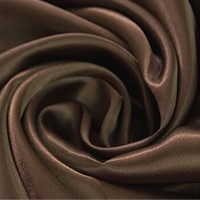 upholstery waterproof faux silk satin fabric for curtains and home textile
