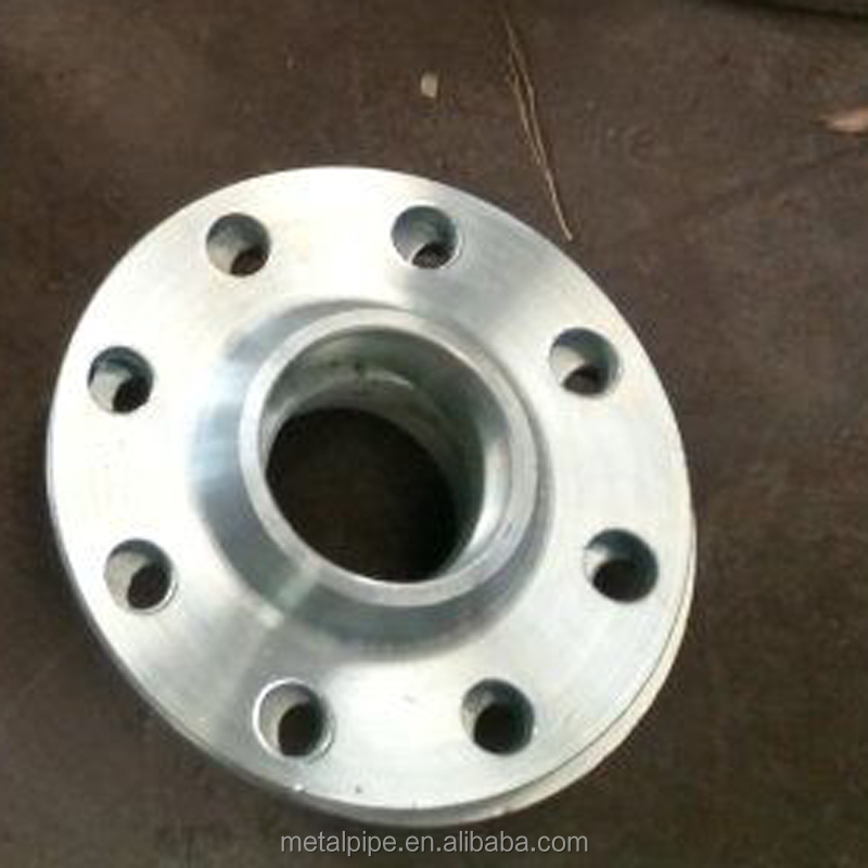 Forged Flange Stainless Steel WN SW Flang 1/2'' 150LB ASTM A 350 LF2 ASME B16.5