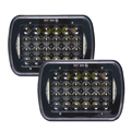 high quality 72W 85W 105W 5x6 6x7 7 inch led headlight offroad auto cars led