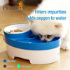 2015 creative personalized plastic dog bowls