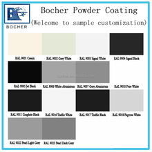 Big sale black and white powder coating metallic spray paint