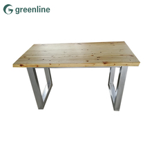 Hot Selling 4 seater wood carving set outdoor retrac dining table