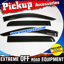2015 NAVARA NP300 WIND DEFLECTOR DOOR VISOR