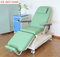 Hot Sale!!! mobile blood donor bed