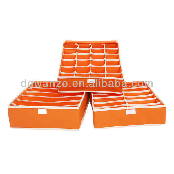 wholesale household items travel bra storage box