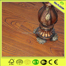 China manufacturer quick click free formaldehyde 12mm mdf/hdf laminate floor