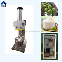 Cheaper high quality coconut peeler trimming machine