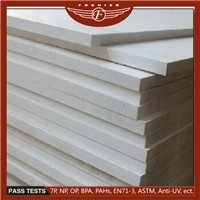 Extruded PVC Sheet PVC Rigid Sheet PVC Foam Sheet