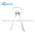 promotional fashion metal key chain with knife decors