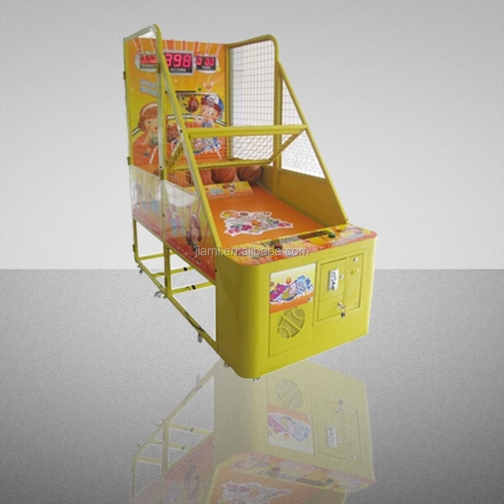 Happy Baby --Children Basketball Game Machine Arcade Kids Basketball Game Machine