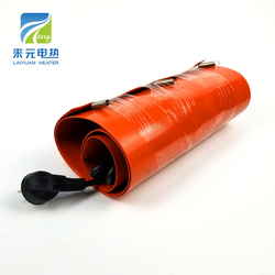 Silicone waste oil heater Drum Heater Silicone Heater