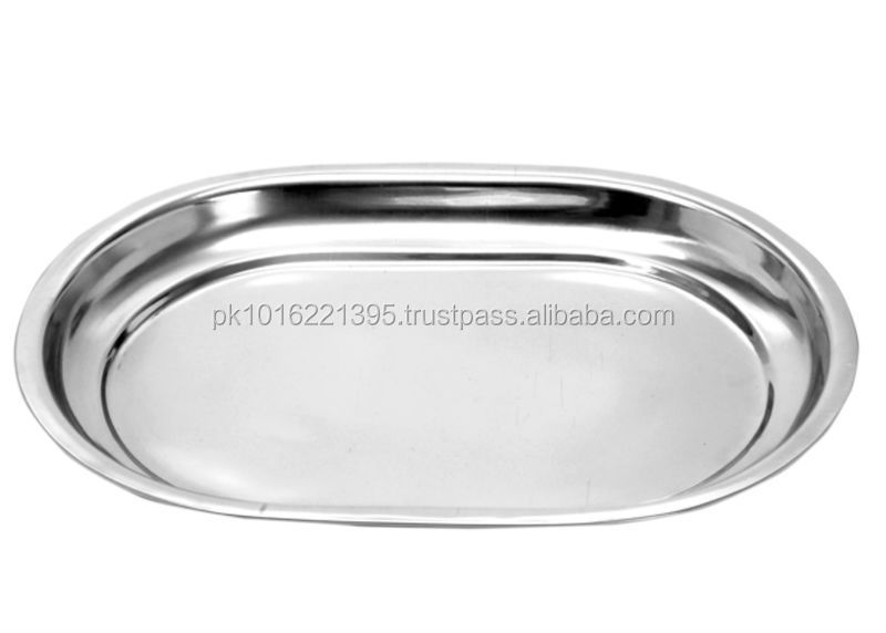 Stainless Steel Capsule Trays with High Quality Mirror finish Sizes 27cm,Capsule Trays