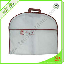 Made By Non Woven Wholesale Quilted Fabric Foldable Garment Bag