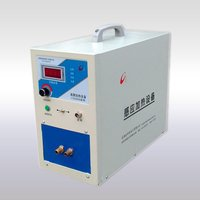 electromagnetic induction diamond roller welding machine