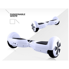 Hoverboard electric skateboard two wheel 6.5 inch self balancing smart electric scooter