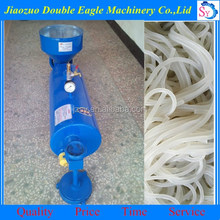 new type fresh rice vermicelli making machine/Rice noodle processing machine / commercial spaghetti making machine