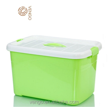 Factory direct price perfect quality wholesale home opaque pp bins plastik container toy book boxes storage plastic box with lid