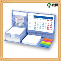 Desk Calendar With Note Pad Desktop