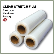 Packaging stretch film for pallet wrap