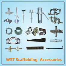 Scaffolding system accessories, Formwork system accessories, Prop system accessories