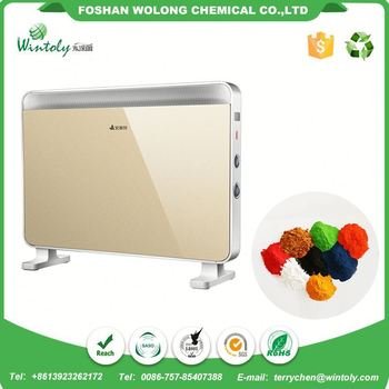 China supplier convenient transportation antimicrobial powder coating with high quality