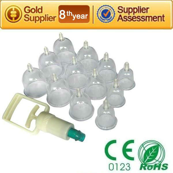 Cupping Set / cupping apparatus / Best Cupping Set Manufacturer JOB-52