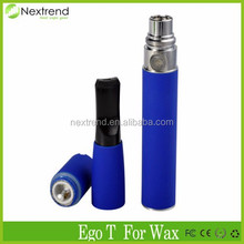 2015 Latest craze selling women hot images vaporizer wholesale wax ego t tech e cigarette