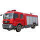 Cheap price 6000L DongFeng foam fire trucks fire engine trucks