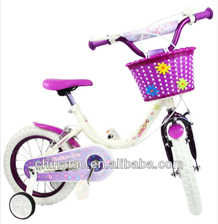 "12 14 16"" cheap baby bike for sale for kids children with Training Wheels"