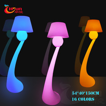 2017 new design luminaire modern led standing lamp, living room decoration led floor lamp