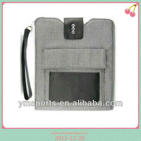 Canvas handle laptop sleeve/case for apple