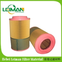 All the colors of wood pulp air filter paper/oil filter paper/fuel filter paper used in automobile filters
