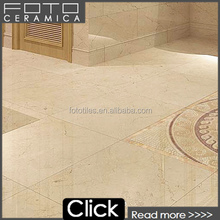 Marble tiles with 3d pictures of flowers for home decoration
