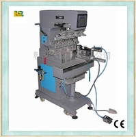 tampon 4-Color cup pad printting machine LC-SPM4-150RSV