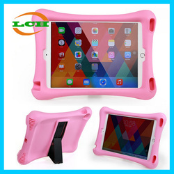 Hotselling Shock proof kids chlid proof rubber case for tablet ipad 7.9 inch /9.7 inch