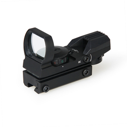 Tactical Airsoft 4 reticles red dot scope fits 11mm red / green dot Reticle Style for hunting CL2-0090B