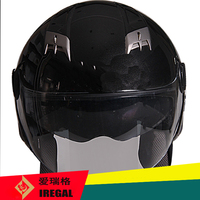 High-end open face dual visor motorcycle helmet prices for sale