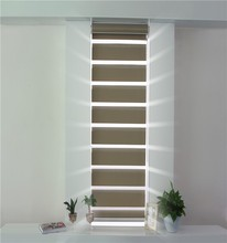 factory firect unique design Horizontal Window Roller Zebra Blind Shades