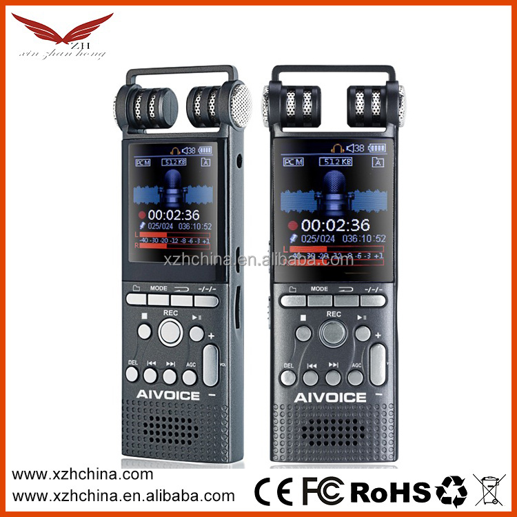 Super quality 8G USB LCD Digital mini Recorder Long time video/voice record Dictaphone Phone MP3 Player Digital