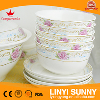 Competitive Price Bone China Dinner Set,Triangle Shape Ceramic Dinner Set,Factory Directly Selling Porcelain Dinner Set